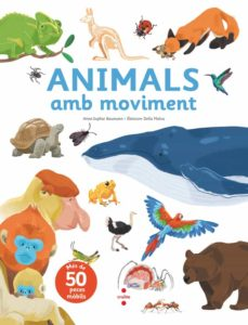 ANIMALS AMB MOVIMENT (ED. CATALÁN)