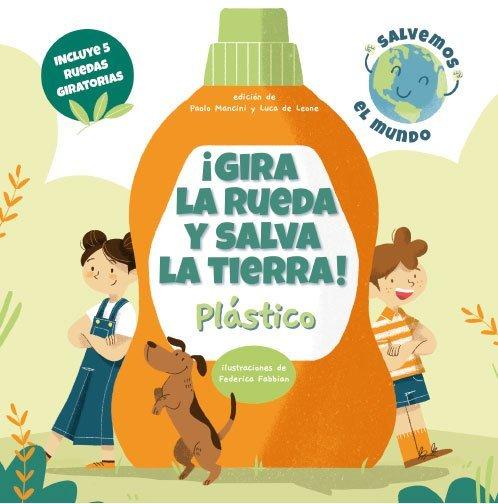 Llibres medi ambient per a nens sobre plàstic