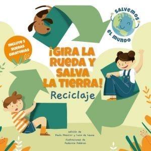 Libros medio ambiente para niños sobre reciclaje