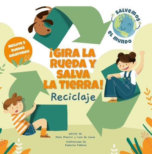 Llibres medi ambient per a nens sobre reciclatge