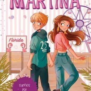 LIBRO SUENOS POR CUMPLIR LA DIVERSION DE MARTINA