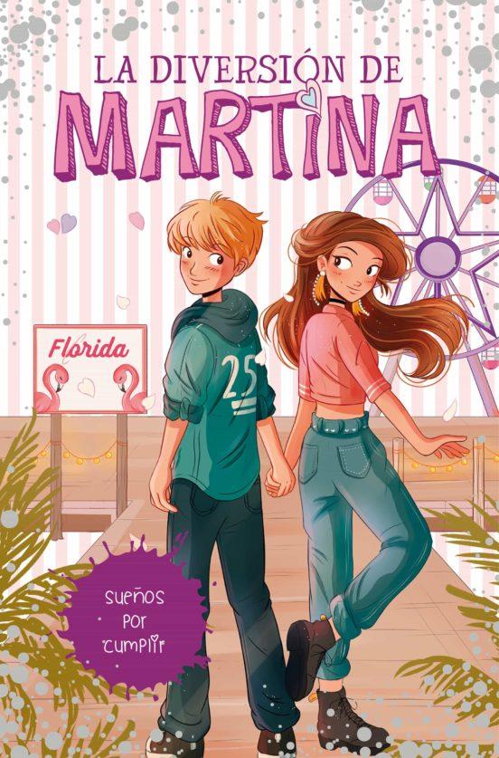 Libro recomendado para jóvenes Diversión Martina