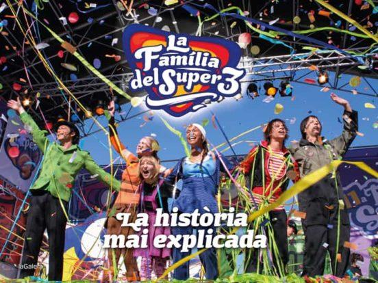 LLIBRE LA FAMILIA DEL SUPER