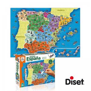 PROVINCIAS Y AUTONOMIAS DE ESPANA