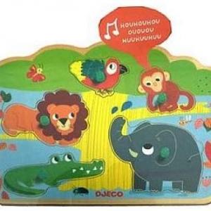 PUZZLE BAOBAB MUSICAL