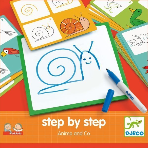 STEP BY STEP ANIMO AND CO