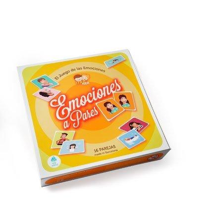 Educar les emocions amb jocs per a nens