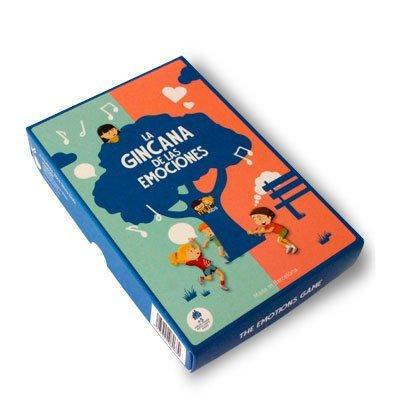 Educar les emocions amb jocs infantils