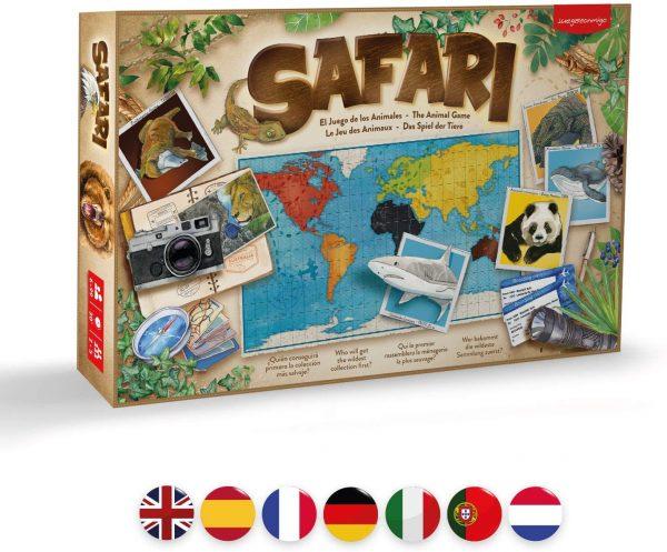 safari juego de mesa