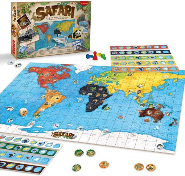 juego safari