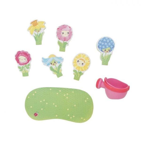 juego banos flores