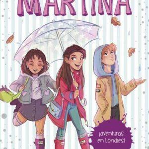 libro AVENTURAS EN LONDRES LA DIVERSION DE MARTINA