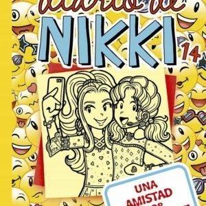libro DIARIO DE NIKKI  UNA AMISTAD PEOR IMPOSIBLE