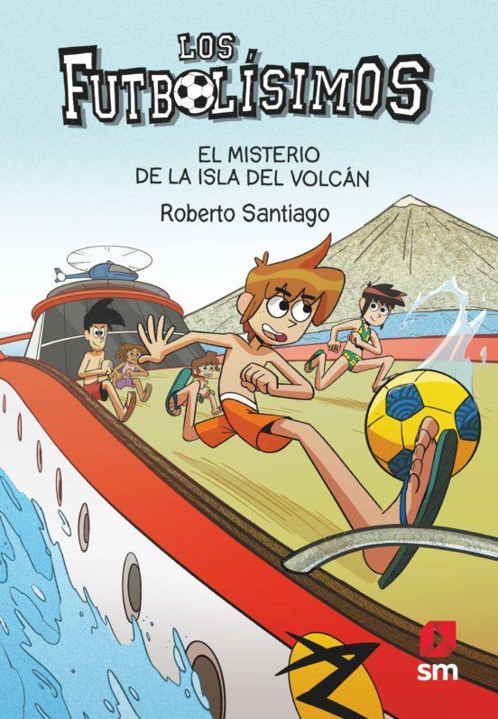 Libro recomendado para jóvenes Futbolísimos
