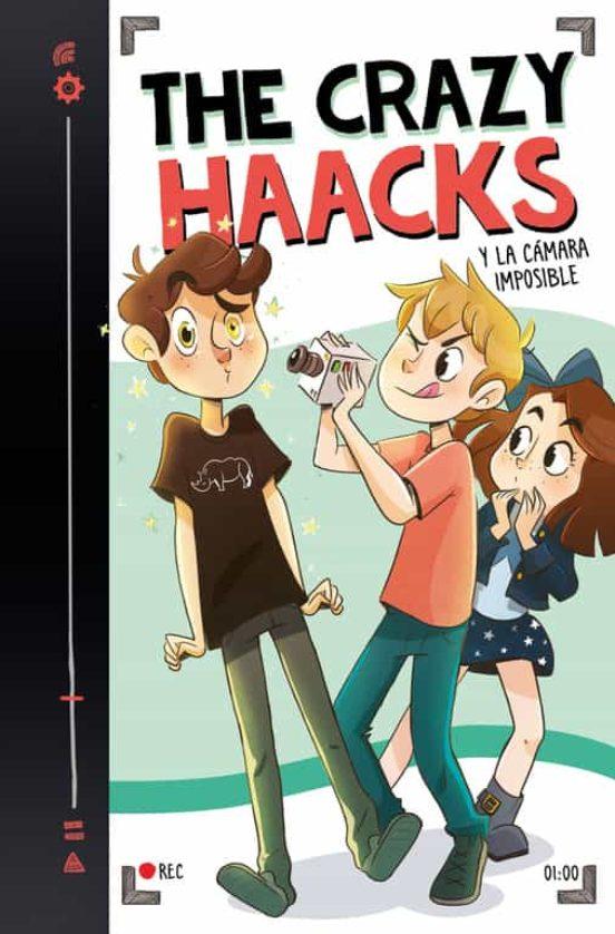 Libro recomendado para jóvenes Crazy