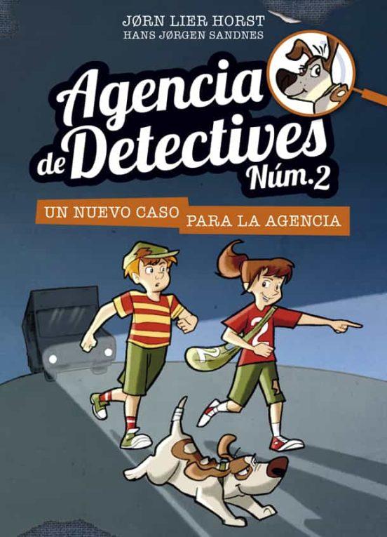 Libro recomendado para jóvenes Detectives