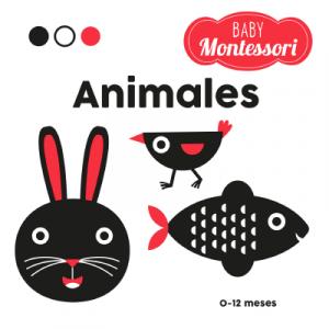 Libro Montessori animales