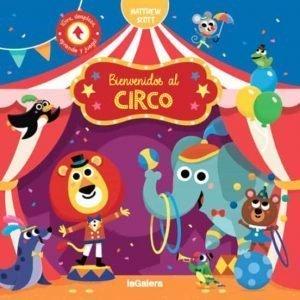libro bienvenidos al circo