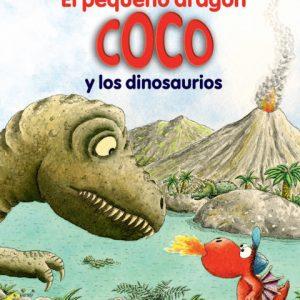 libro el pequeno dragon coco y los dinosaurios