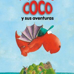 libro el pequeno dragon coco y sus aventuras