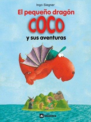 Libro recomendado para jóvenes Dragón Coco