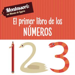 libro montessori el primer libro de los números