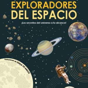 libro exploradores del espacio