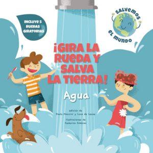 Libros medio ambiente para niños sobre agua