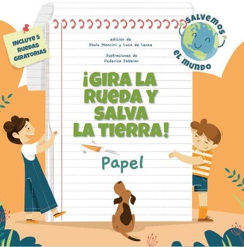 Llibres medi ambient per a nens sobre paper