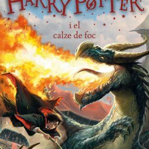libro harry potter i el calze de foc