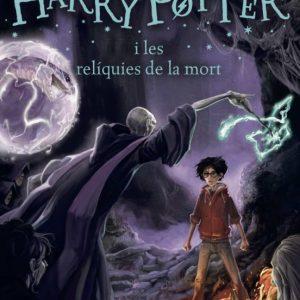 libro harry potter i les reliquies de la mort