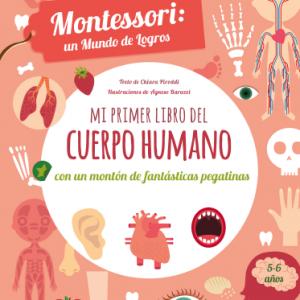 libro mi primer libro del cuerpo humano