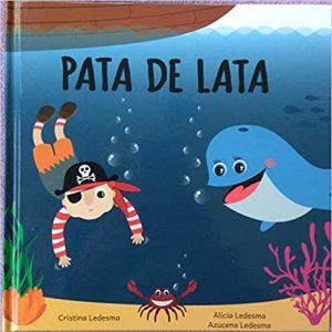 Libro sobre medio ambiente para niños Pata de Lata