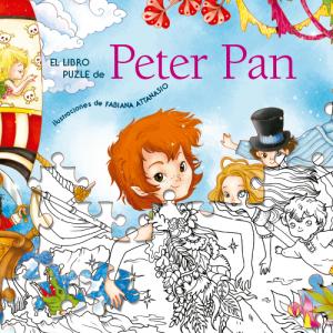 libro puzle de peter pan