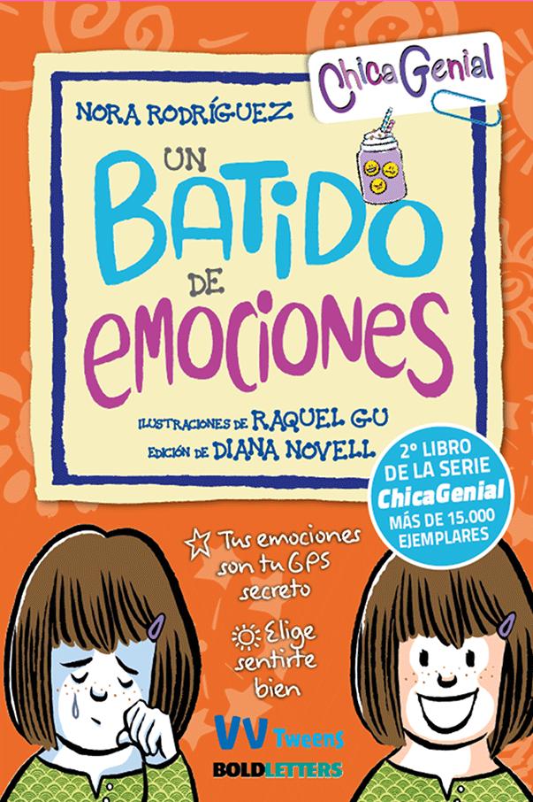 Llibre recomenats per a joves  batido emociones