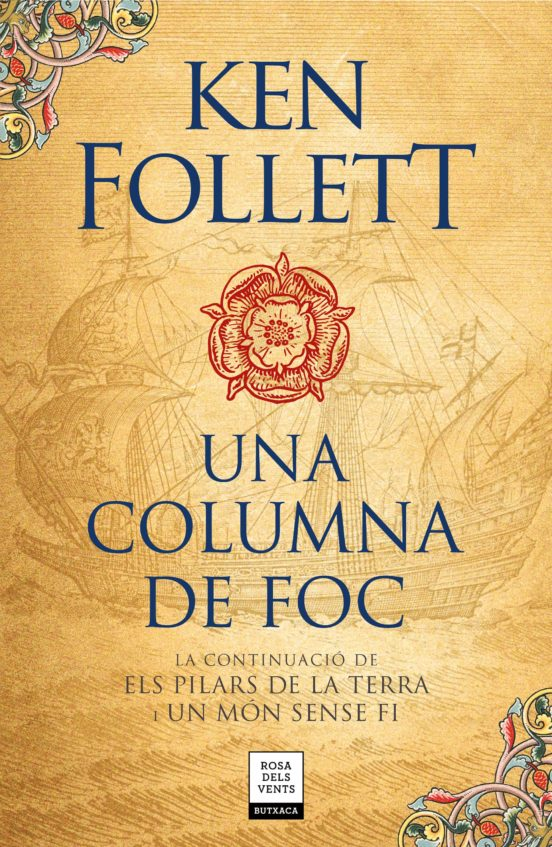 Regalo día del padre libro Ken Follett
