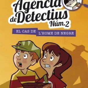 llibre Agencia de Detectius Num