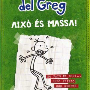 llibre DIARI DEL GREG