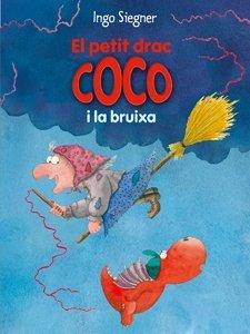 llibre El petit drac Coco i la bruixa
