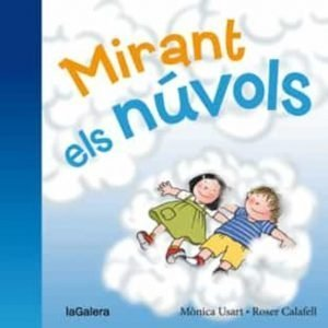 llibre MIRANT ELS NUVOLS