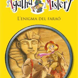 llibre agatha mistery l´enigma del farao