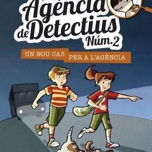 llibre agencia de detectius no un nou cas per a l´agencia