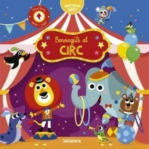 llibre benvinguts al circ