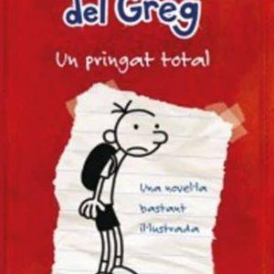 llibre diari del greg un pringat total