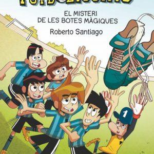 llibre el misteri de les botes magiques
