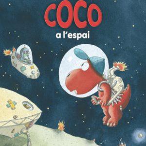 llibre el petit drac coco a l´espai