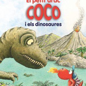 llibre el petit drac coco i els dinosaures