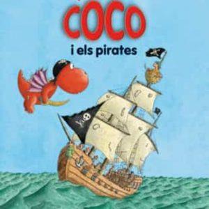 llibre el petit drac coco i els pirates