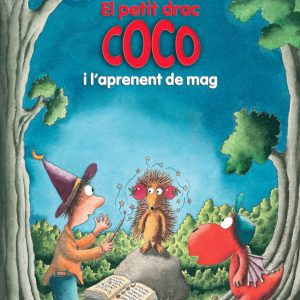 llibre el petit drac coco i l´aprenent de mag