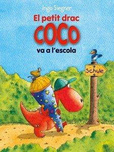 llibre el petit drac coco va l´escola